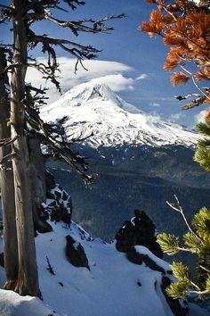 ✯ Mount Hood
