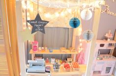 Twiggy and Lou: kids rooms