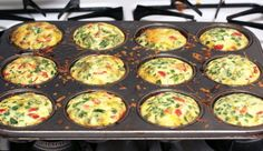 Easy Mini Quiche Recipe