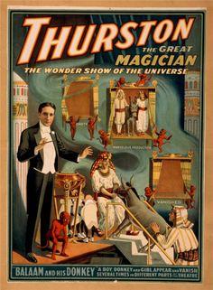 MAGICIAN THURSTON