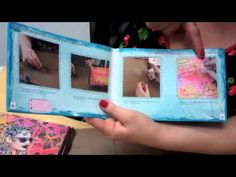"Dylusions NEW ""My Creative Journal Journey"""