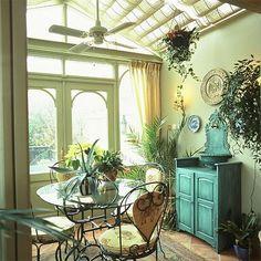 Casinha colorida: Inspirações do dia: solário