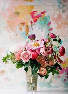 Friday's Pin: Floral Inspiration from Mireio !