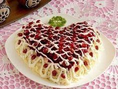 Салат Признание | Самые вкусные кулинарные рецепты