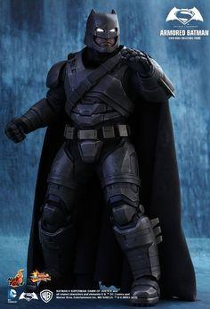 Hot Toys - Batman v Superman: Dawn Of Justice - Armored Batman MMS349