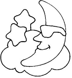 moon coloring pages printable free coloring pages - Stingray Coloring Pages Printable