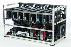 Step-by-step instructions on how to build your own GPU mining rigs for Ethereum, Zcash and other cryptocurrencies. Quick and easy way to get started today!