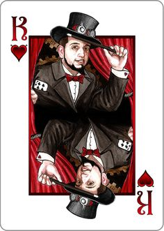 Consorte Marketing is raising funds for Steampunk Goggles Playing Cards Deck - USPCC Bicycle ® LE on Kickstarter! Hand illustrated, Limited Edition deck of cards featuring Steampunk Archetypes wearing artistic renditions of real steampunk goggles. Steampunk Gadgets, Steampunk Goggles, Heart Illustration, Steampunk Wedding, Deck Of Cards, Card Deck, King Of Hearts, Halloween 2015, Archetypes