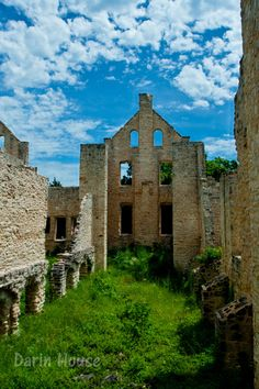 These 15 Unbelievable Ruins In Missouri Will Transport You To The Past