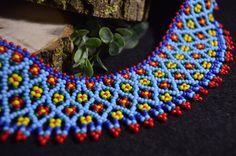 Collar de perlas collar joyería del collar de por NadiyaKharchenko