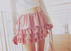 papo serio demulher: Veja os modelos de saias para cada formato de corp...