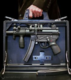 MP5K Case.