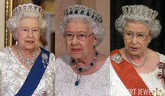 All My Tiaras: Queen Elizabeth II of the United Kingdom | The Court Jeweller