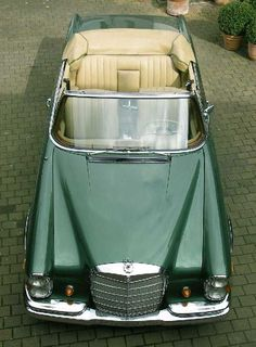 Mercedes W112 Cabriolet