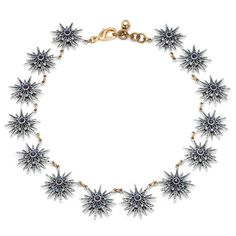 Lulu Frost | *NEW* Radiant Necklace - Blue
