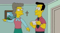 reverend lovejoy trains - Google Search Simpsons Characters, Lisa Simpson, Trains, Google Search, Train