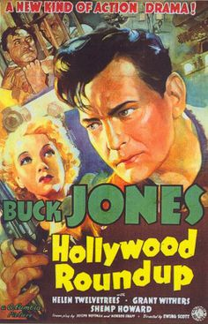universal western movie posters | Released In 1937 By Columbia Pictures---Buck Jones Starred In ...