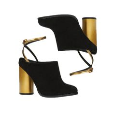 The Indecisive Girl's Guide To Fall Footwear   The Zoe Report..  Cooley Mules, Aldo $150