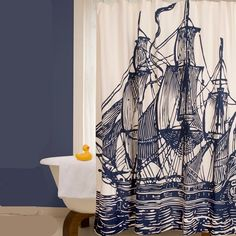 Ship Curtain