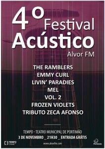 Festival Acústico 2012