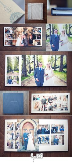 Folio albums wedding album design and page layouts