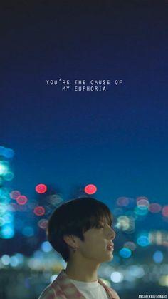 Jungkook Wallpaper Euphoria Lyrics