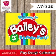 Personalised and Printable Play Doh Inspired by ArtfulMonkeys