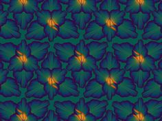 """Catching Moonflames"" by TongrenGirl Catching Moonflames, Fugitive colour, TongrenGirl, after dark, brown, butternut squash, gladiola flowers, navy, petals, rain forest green"