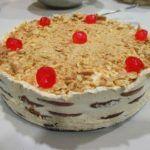 O Melhor Bolo de Bolacha do Mundo - Receitas e Menus © Pudding, Sweets, Desserts, Recipes, Food, German, Desert Recipes, Wafer Cookies, Cake Receipe