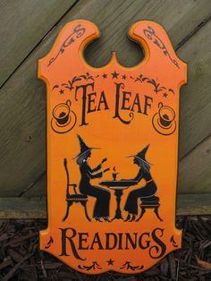 Tea: #Tea Leaf Readings.