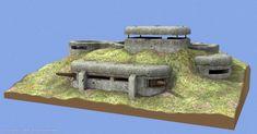 Jörgen Wänerskär - WWII bunker