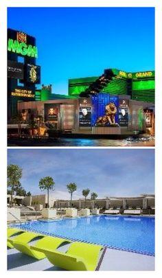 The MGM Grand - Las Vegas Nevada