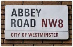 Targa stradale di Abbey Road