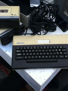 Atari 800XL, my first computer. This is where it all began for me.