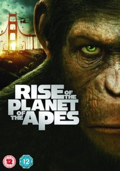 "- Judul Film : Rise of the Planet of the Apes Tahun : 2011 Sinopsis : ""Caesar seekor simpanse te. C Tutorials, Dvds For Sale, John Lithgow, Brian Cox, Western Film, English Movies, Planet Of The Apes, James Franco"