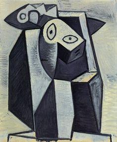 Pablo Picasso - Metamorphose I (female character), 1928 Pablo Picasso, Picasso Art, Picasso Paintings, Picasso Images, Bombing Of Guernica, Cubist Movement, Art Visage, Art Plastique, Modern Art