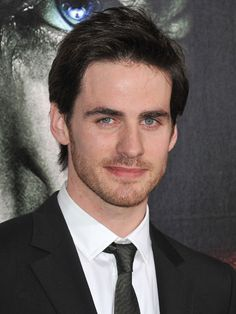 Colin O' Donoghue, he plays Captain Hook on Once Upon a Time love that show! :)