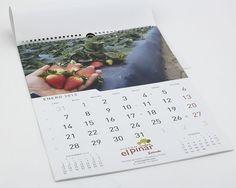 Calendario Vivero El Pinar. Splendor