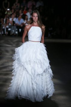 Christian Siriano RTW Spring 2015 [Photo by Robert Mitra]