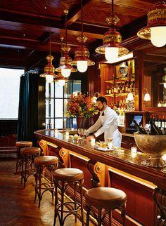 Новый ресторан Ральфа Лорена в Нью-Йорке