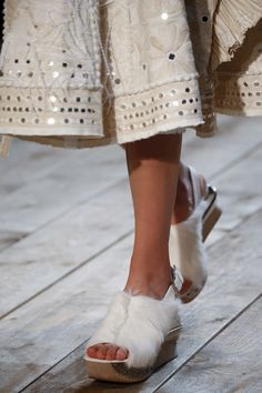 Alexander McQueen Spring 2016 Ready-to-Wear  Rabbit Cloggers please hunt the bunnies in Amsterdam