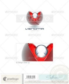Communications Logo 3D86 — Photoshop PSD #pearl #chemicals • Available here → https://graphicriver.net/item/communications-logo-3d86/497080?ref=pxcr