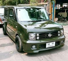 Cube Car, Honda Element, Toasters, Mopeds, Small Cars, Toyota Camry, Cubes, Nissan, Automobile