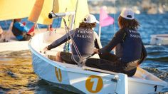 Scots come from sixth to claim national team sailing crown