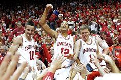 The Indiana Hoosiers     #IUCollegeBasketball