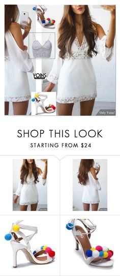 """""""Yoins XIV/38"""" by s-o-polyvore ❤ liked on Polyvore featuring yoins, yoinscollection and loveyoins"""