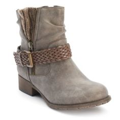 Mudd+Women's+Harness+Ankle+Boots