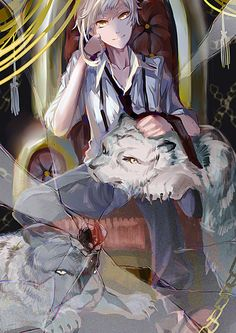 Bungou Stray Dogs | Nakajima Atsushi
