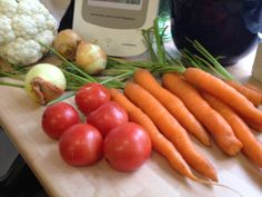 We buy all of our vegetables fresh from Greenwich market. We like to buy support local traders