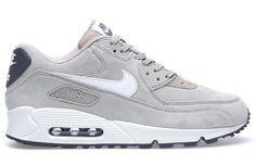 "Nike Air Max 90 Essential ""Classic Stone Grey"""